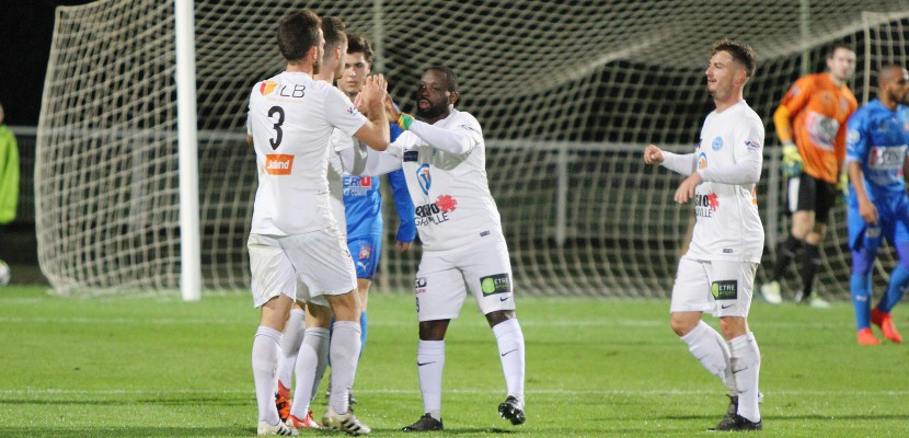 Football (Coupe de France) : Granville, Saint-Lô, Rouen et Évreux rêvent des 32e de finale !