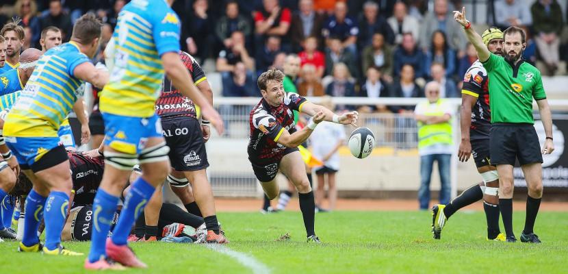 Rugby : les Lions laissent filer la victoire face à Albi