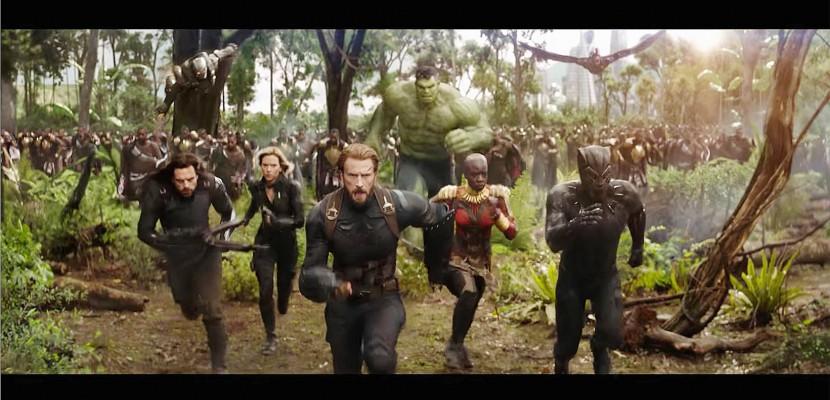 Les premières images de Avengers : Infinity Wars sont enfin là