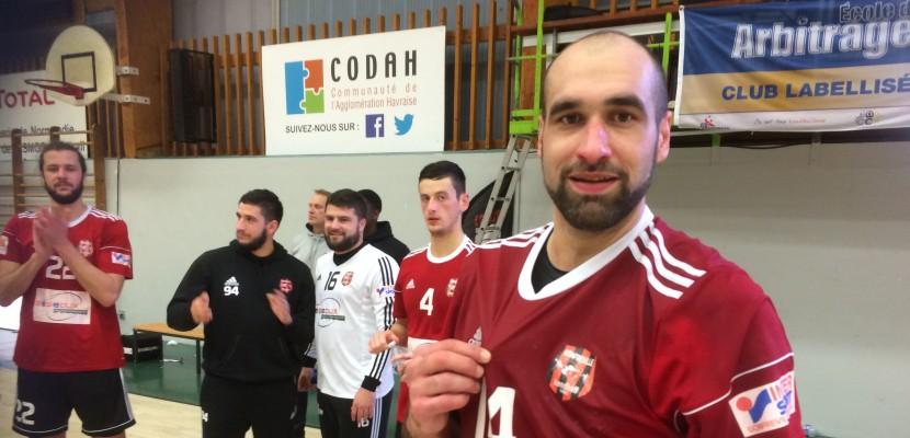 Handball (N1M, 11e journée) : Gonfrevilletaille patron face à Hazebrouck