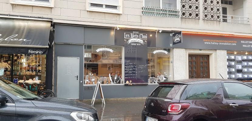 La bonne table caennaise de la semaine : Les Mets Chai au 26 rue des Jocobins