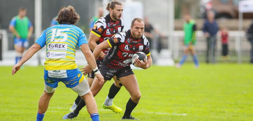 Rugby : Rouen s'impose en amical pendant la trêve