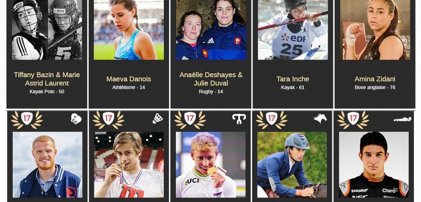 Trophées du sport normand : à vous d'élire vos sportifsde l'année 2017 !