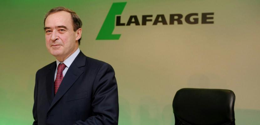 Lafarge en Syrie: l'ex-PDG Bruno Lafont à son tour mis en examen