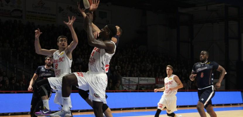Basketball (Pro B) : le CBC battu à Saint-Chamond (74-64)