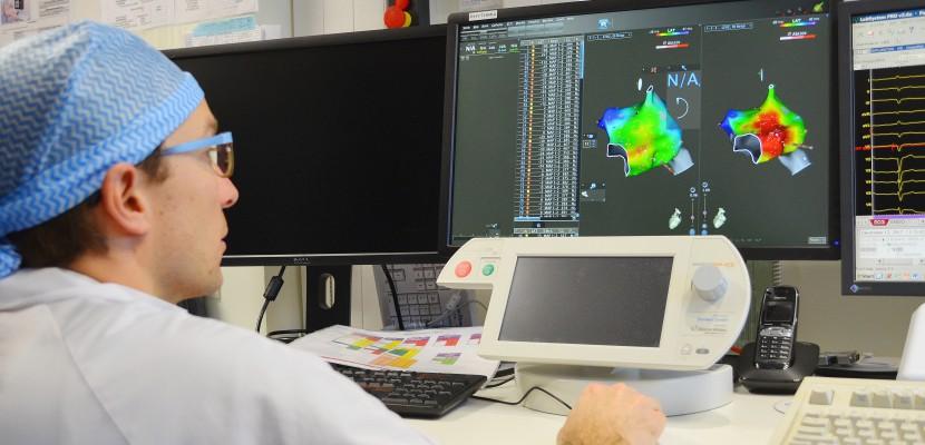 Un équipement de pointe pour la cardiologie au CHU de Rouen