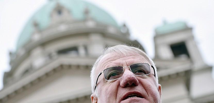 Ex-Yougoslavie: l'absence du Serbe Seselj à son procès, nouvelle brimade pour la justice