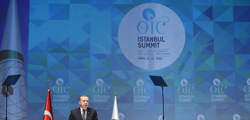 Jérusalem: sommet du monde musulman à Istanbul à l'appel d'Erdogan