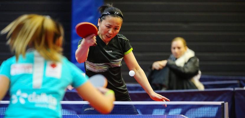 Tennis de table : l'ALCL Grand-Quevilly à deux doigts de faire chuter le leader