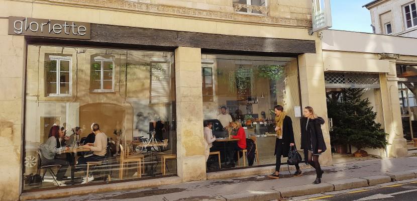 Bonne table à Caen : déjeuner à la Gloriette, boutique restaurant