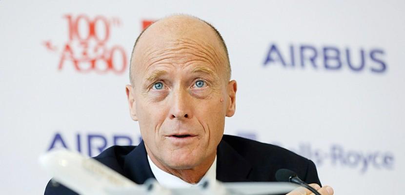 Airbus: réunion au sommet sur fond de rumeurs de départ des dirigeants