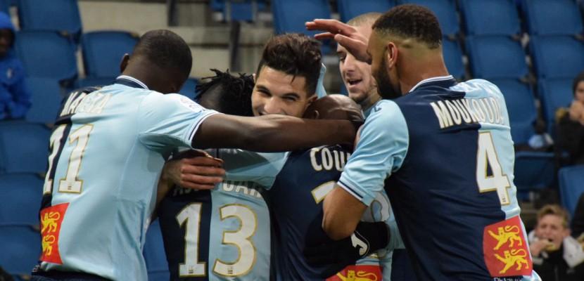 Football (Ligue 2, 19e journée) : Le Havre, une demi-saison pleine d'espoir