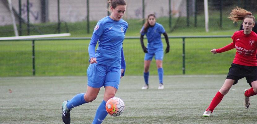 Football Féminin : duel de haut de tableau pour l'AG Caen