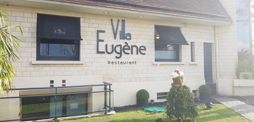 La bonne table caennaise de Noël : La Villa Eugène