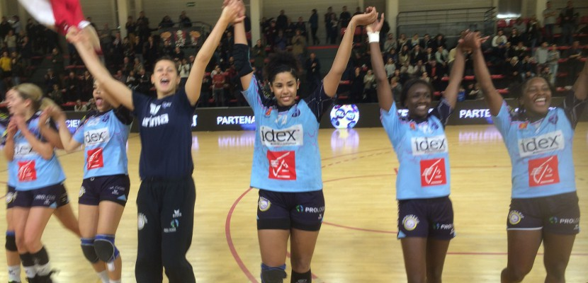 Handball (Ligue féminine, 11e journée) : Le Havre domine Bourg-de-Péage et s'offre une bouffée d'oxygène