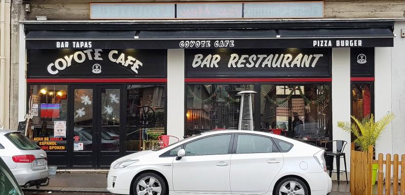 Bonne table à Rouen : le Coyote café, une ambiance US dans la rue du Bac