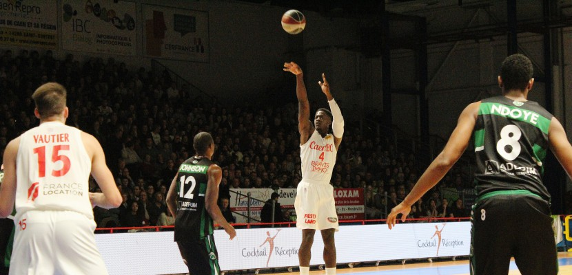 Basket : leCBC se relance en écrasant Aix-Maurienne 63-96