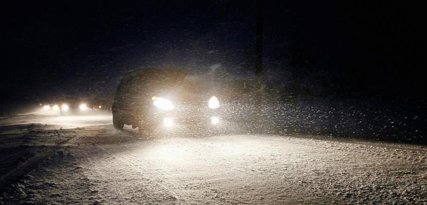 Sécurité routière: le réveillon, dernière soirée à risques d'une sombre année