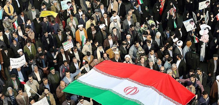 Les manifestations prorégime se poursuivent en Iran