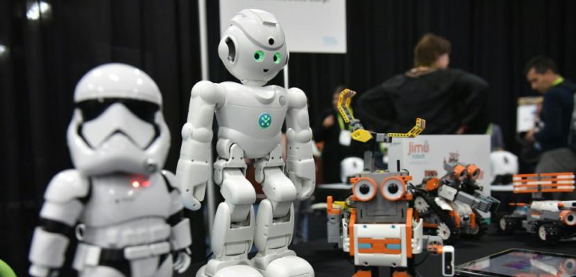 """Robots, voitures et autres gadgets """"intelligents"""" présentés à Las Vegas"""