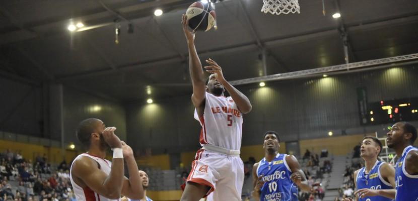 Basket : ça bouge, dans l'effectif du STB Le Havre !