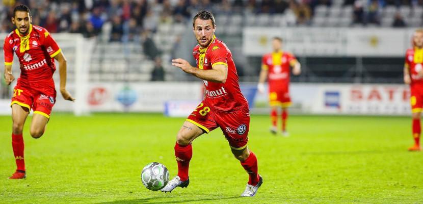 Football : match à quitte ou double pour Quevilly Rouen Métropole