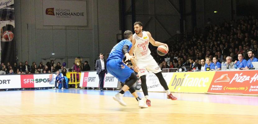 Basket (Pro B). Caen sombre à Fos-sur-Mer (97-76)