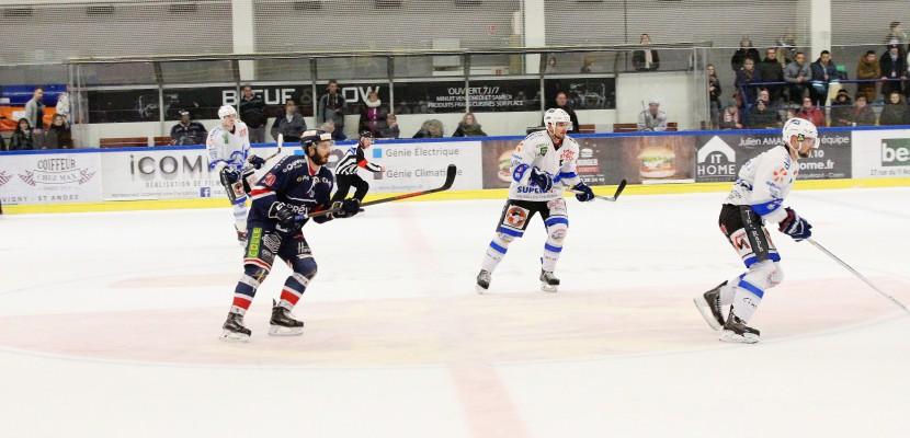 Hockey sur glace : les Drakkars s'installent dans les places qui comptent