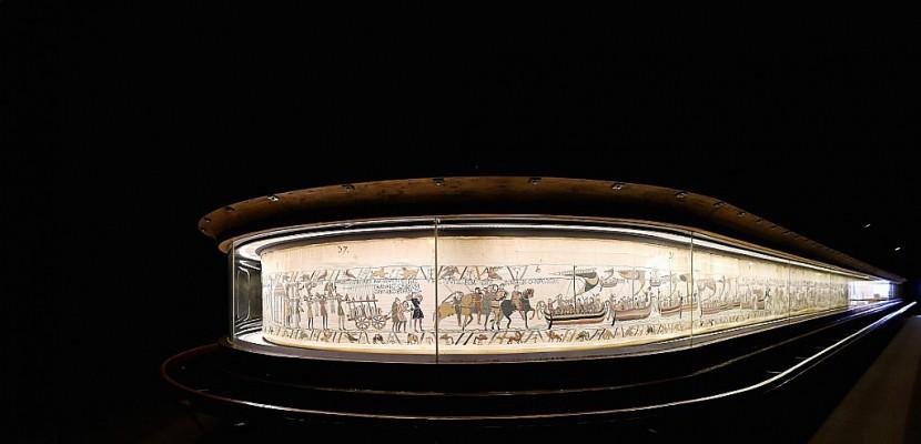 La France va prêter la Tapisserie de Bayeux au Royaume-Uni