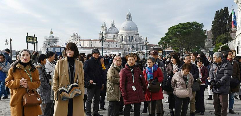 L'Europe veut séduire les touristes chinois