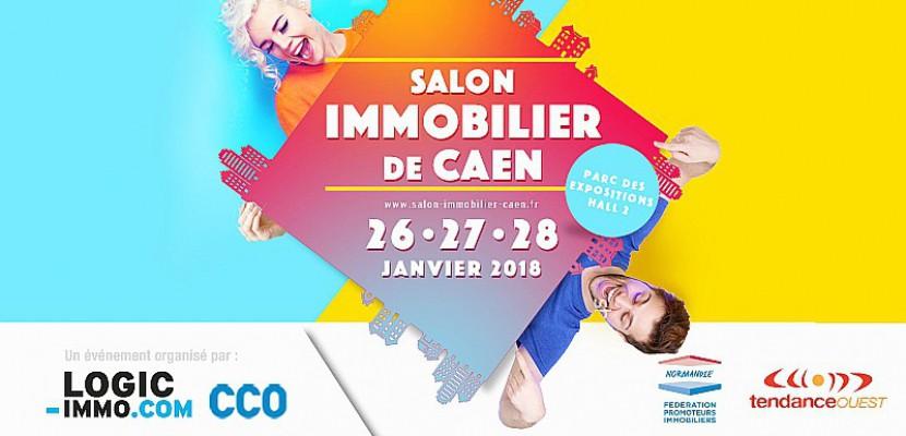 Le salon de l'immobilier à Caen du 26 au 28 janvier
