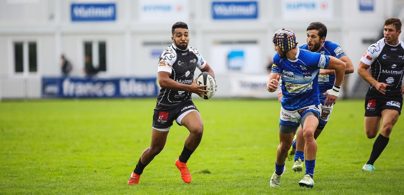 Rugby: le Rouen Normandie Rugby reçoit le leader Provence Rugby