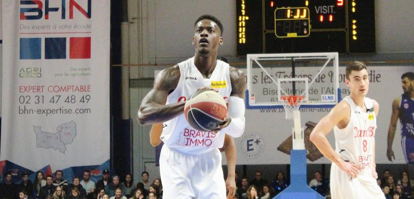 Basket (Pro B) : Caen se relance contre Vichy-Clermont (86-78)