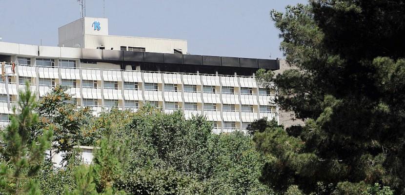Douze heures de cauchemar dans un hôtel de luxe de Kaboul, 6 morts