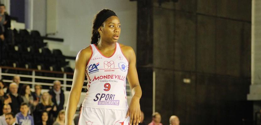 Basket (LFB). Mondeville trop juste face à Lyon (73-62)