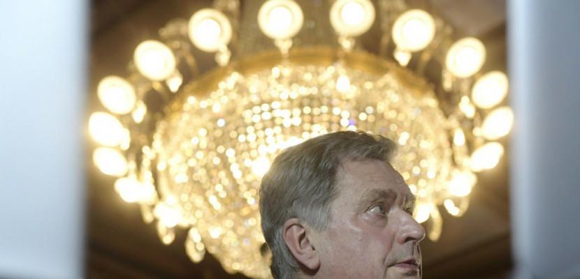 Sauli Niinistö réélu président de Finlande dès le premier tour