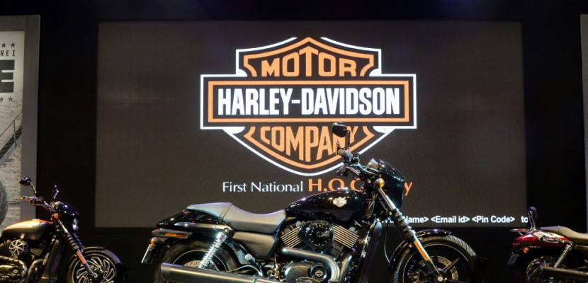 Mauvais résultats, Harley-Davidson dérape à Wall Street