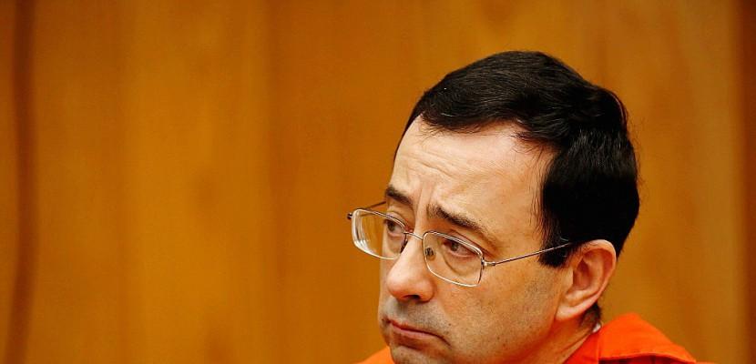 L'ex-médecin sportif Larry Nassar a agressé au moins 265 gymnastes