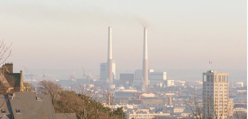 Environnement: Peut-être un sursis pour la centrale électrique à charbon duHavre?