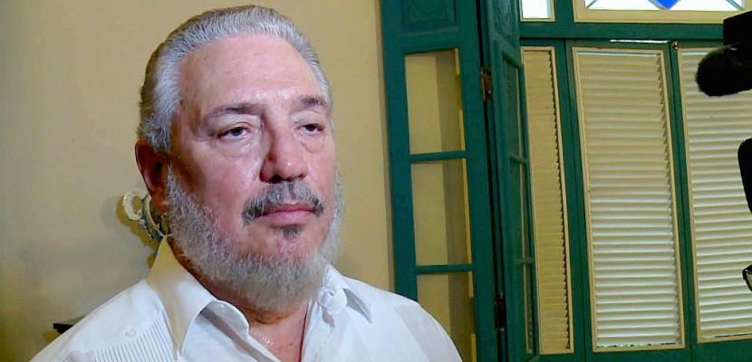 """Cuba: """"Fidelito"""", fils aîné de Fidel Castro, met fin à ses jours"""