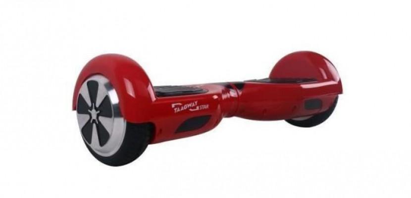Hit de la salle de bain Tendance Ouest : gagnez votre hoverboard !