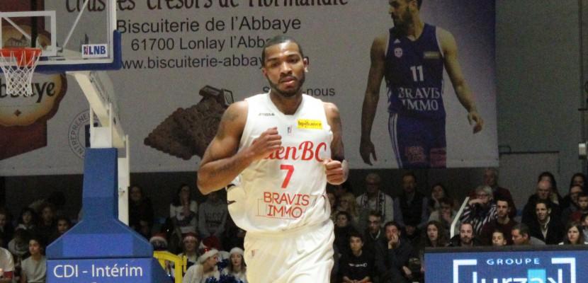 Basket (Pro B) : Caen s'incline dans le derby contre Évreux (70-79)