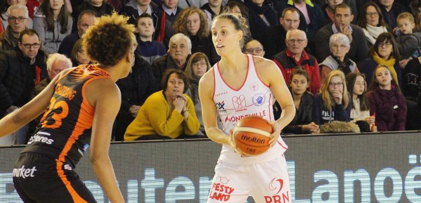 Basket (LFB). Aventure terminée entre Stéphanie Talbot et Mondeville