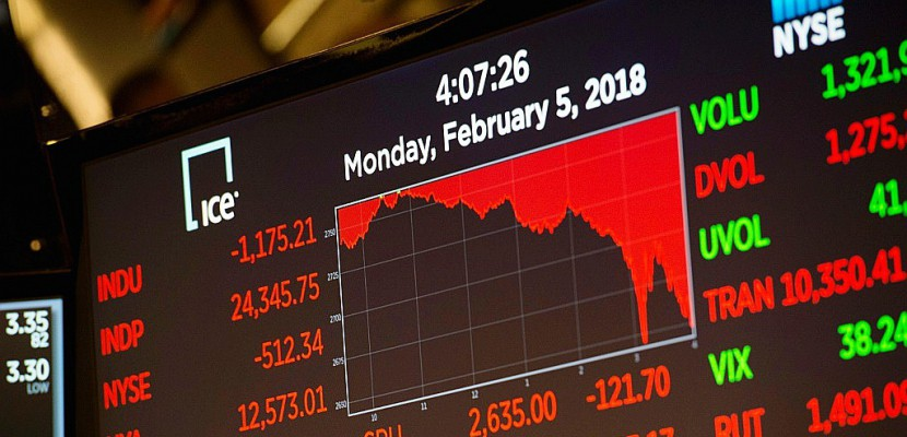 L'onde de choc venue de Wall Street gagne les marchés européens