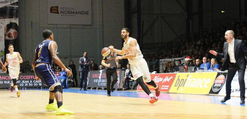 Caen Basket Calvados : Quimper, puis trois semaines de coupure