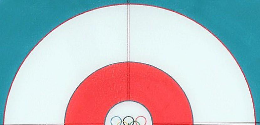 JO-2018 - Début officiel des compétitions à Pyeongchang, avec le curling