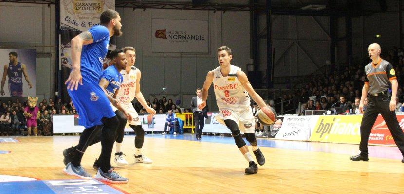 Basket (Pro B) : le Caen BC ne se rassurechez la lanterne rouge...