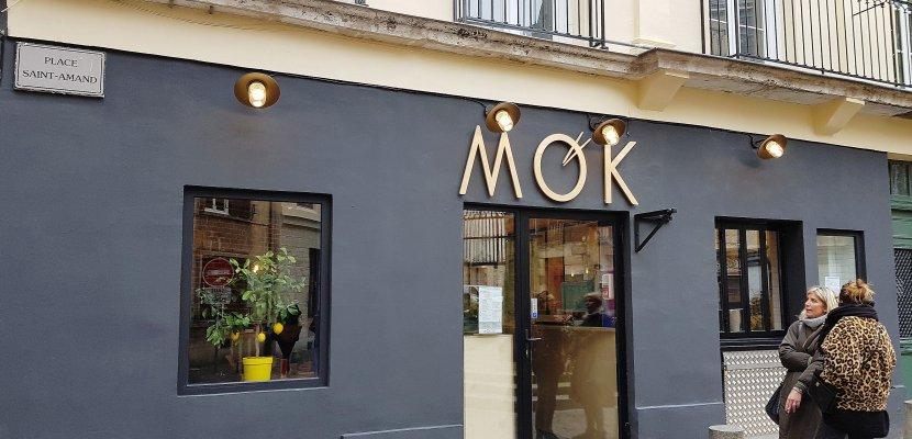 Bonne table à Rouen : un wok sur le pouce chez Mok, place Saint-Amand