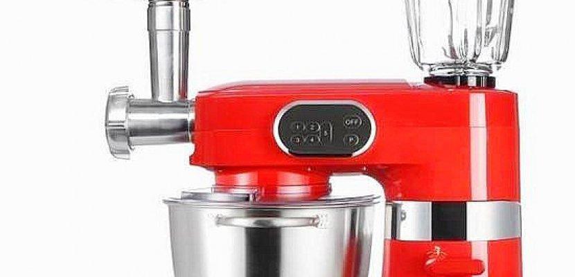 Découvrez l'objet mystère et repartez avec votre robot pâtissier