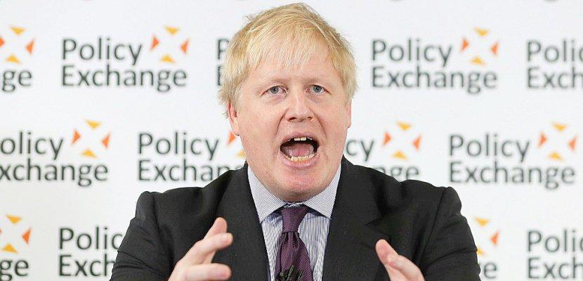Royaume-Uni: Boris Johnson dénigre l'UE pour mieux rassembler sur le Brexit